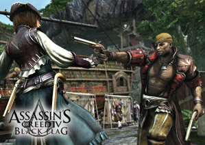 Assassin's Creed IV Black Flag Multiplayer